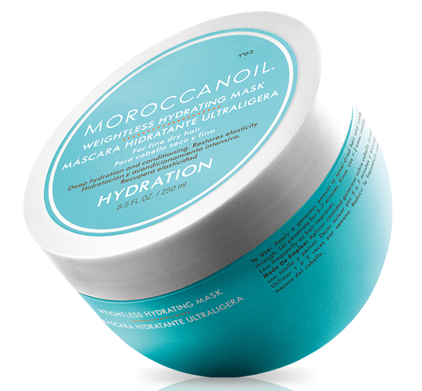 MOROCCANOIL WEIGHTLESS HYDRATING MASK 8.5OZ