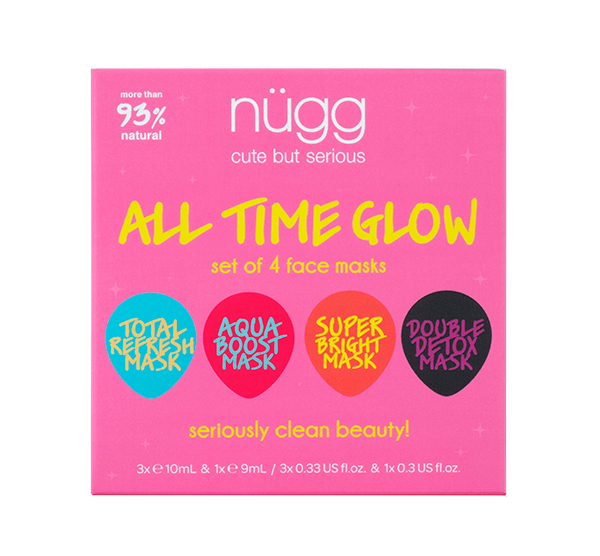 All Time Glow Gift Box Nugg