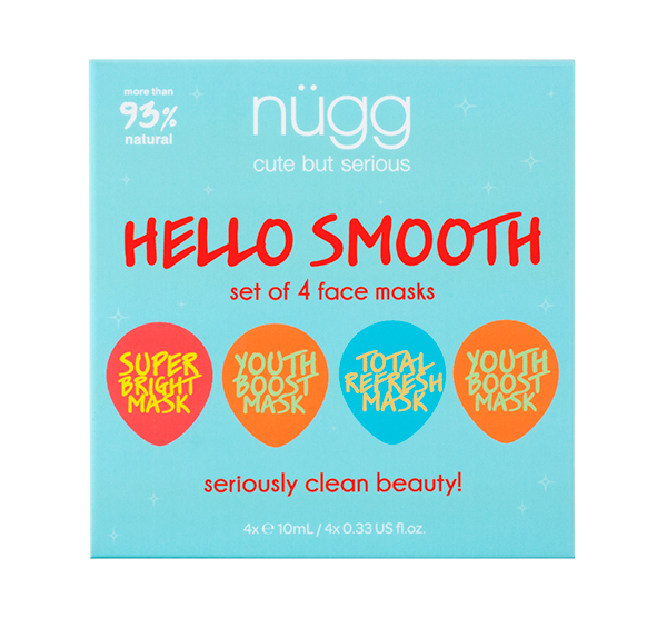 Hello Smooth Gift Box Nugg