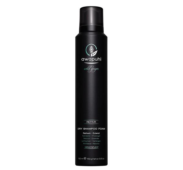 Dry Shampoo Foam 5.6oz PAUL MITCHELL Awapuhi Wild Ginger