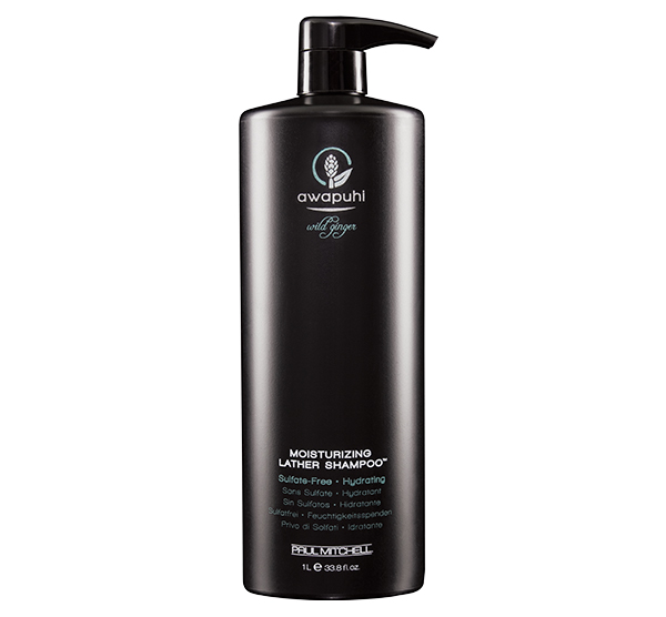 MoisturizingLather Shampoo 33.8oz Paul Mitchell Awapuhi Wild Ginger