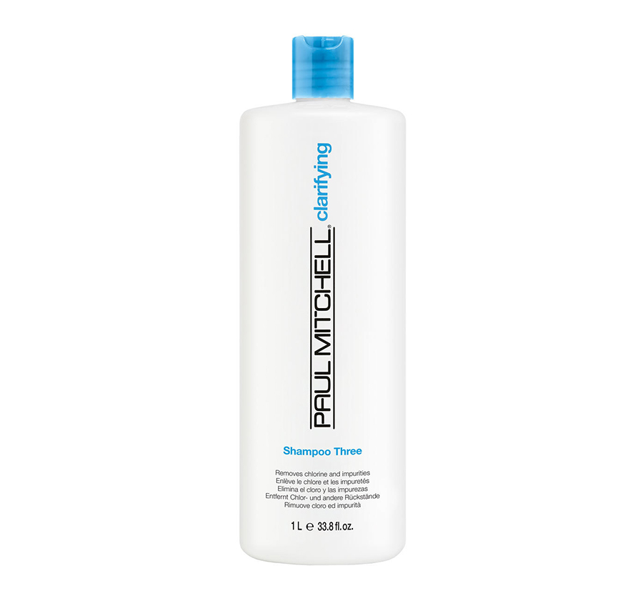 Shampoo Three 33.8oz Paul Mitchell