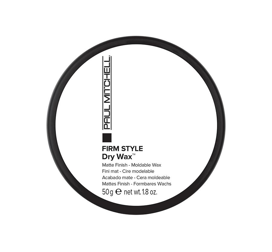 Dry Wax 1.8oz Matte Finish | Moldable Wax