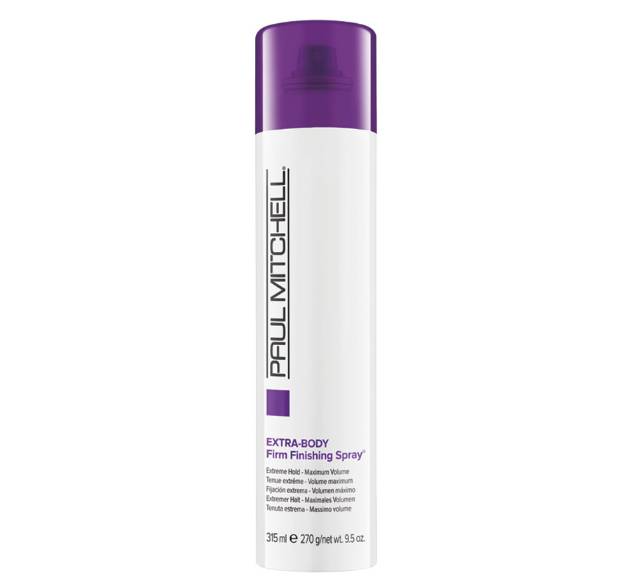 Extra-Body Firm Finishing Spray 9.5oz PAUL MITCHELL