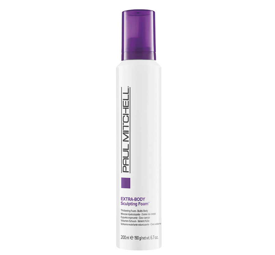 Extra-Body Sculpting Foam 6.7oz 6.8oz PAUL MITCHELL