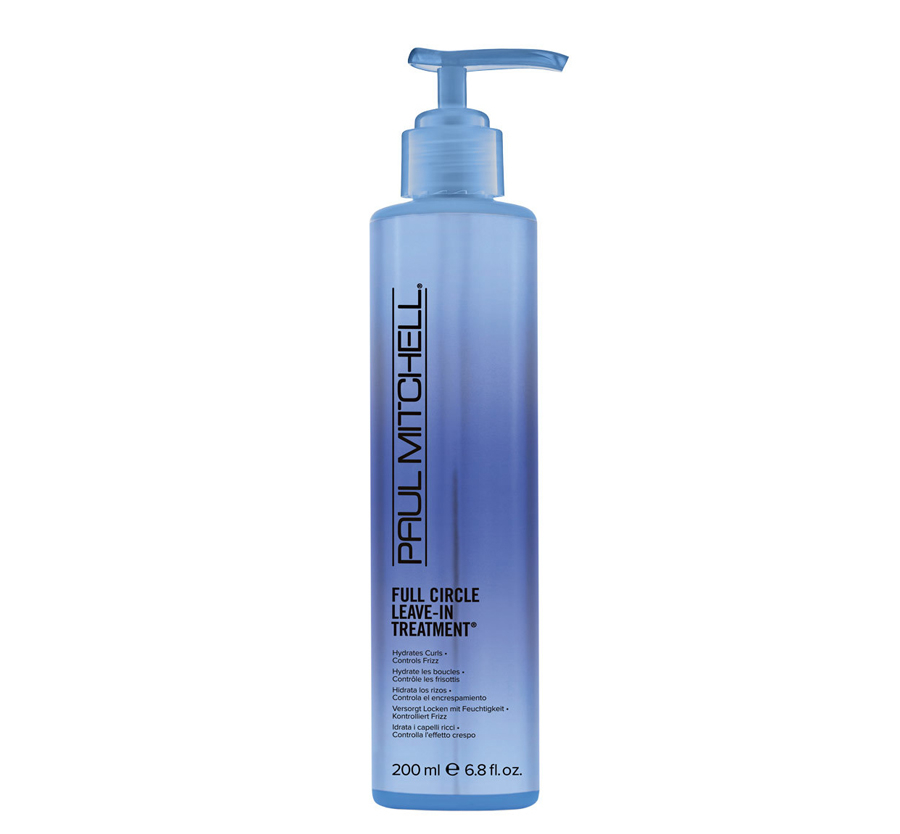 Full Circle Leave-In Treatment 6.8oz Hydrate Curls | Controls Frizz