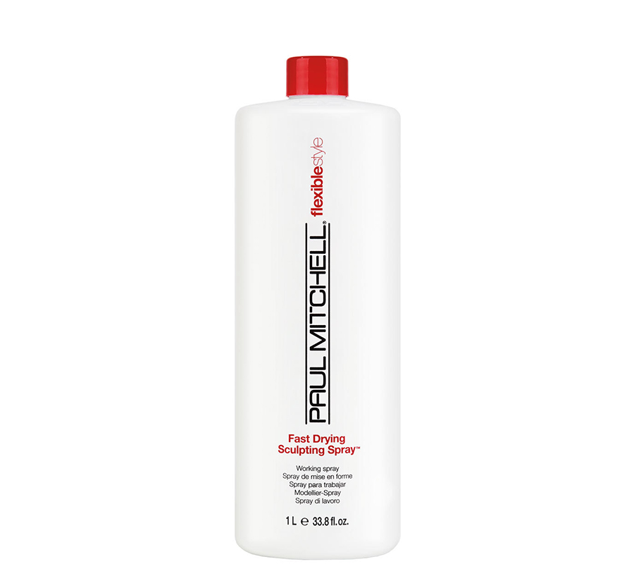 Fast Drying Sculpting Spray 33.8oz Paul Mitchell