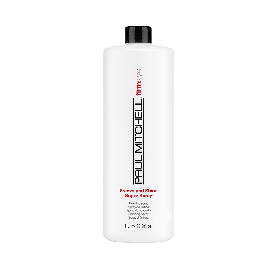 Freeze and Shine Super Spray 33.8oz Paul Mitchell