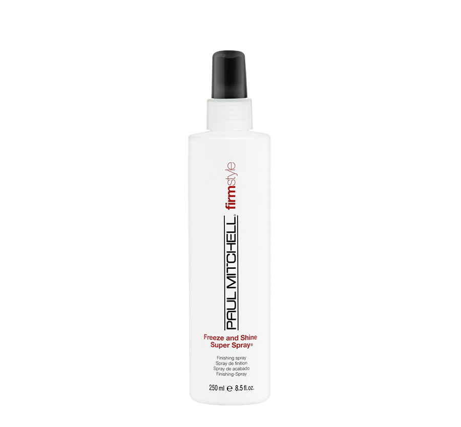 PAUL MITCHELL FREEZE AND SHINE SUPER SPRAY 8.5OZ