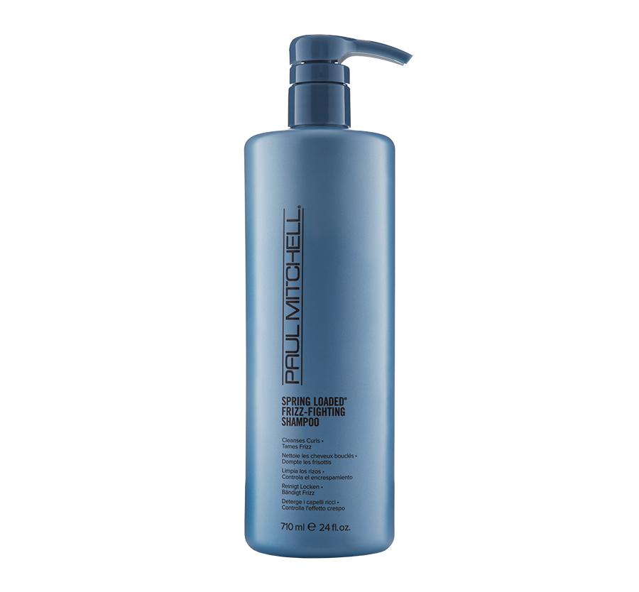 Spring Loaded Frizz-Fighting Shampoo 24oz Paul Mitchell