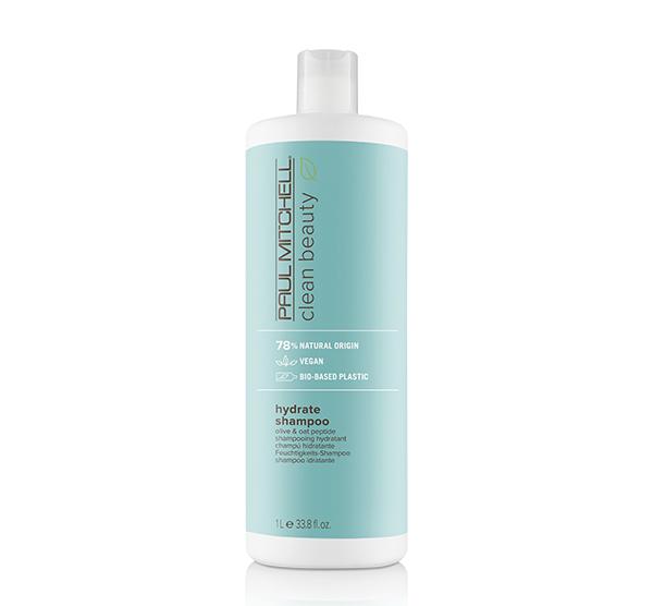 Hydrate Shampoo 33.8oz Paul Mitchell Clean Beauty