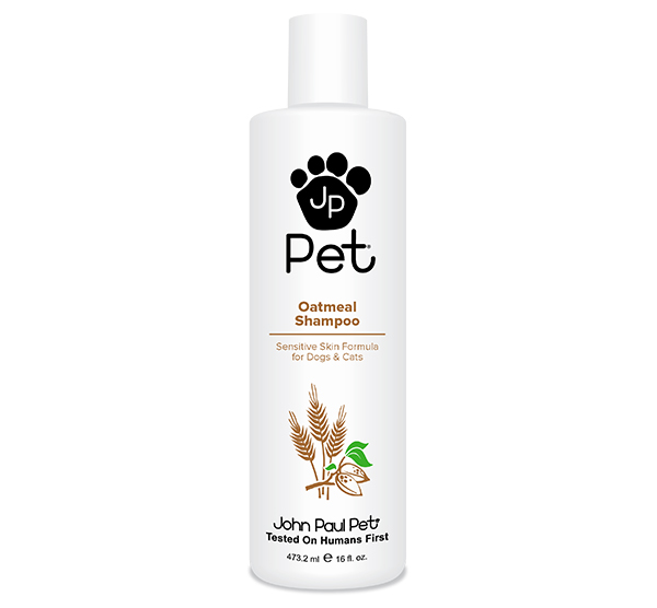 PAUL MITCHELL JP PET OATMEAL SHAMPOO 16OZ
