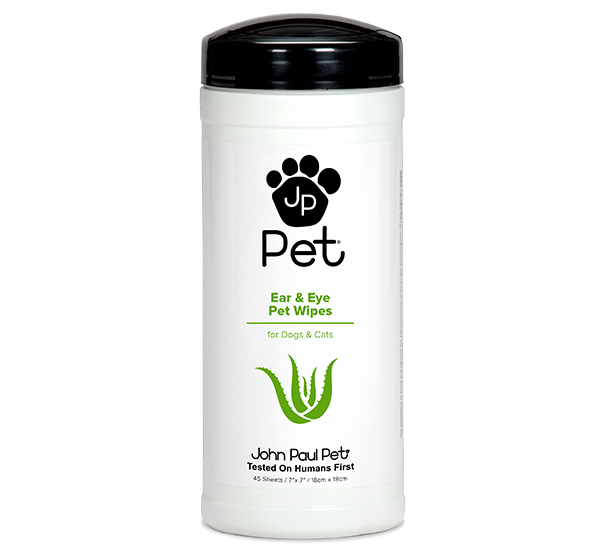PAUL MITCHELL JP PET EAR & EYE PET WIPES