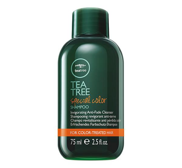 Tea Tree Special Color Shampoo 2.5oz Invigorating Anti-Fade Cleanser