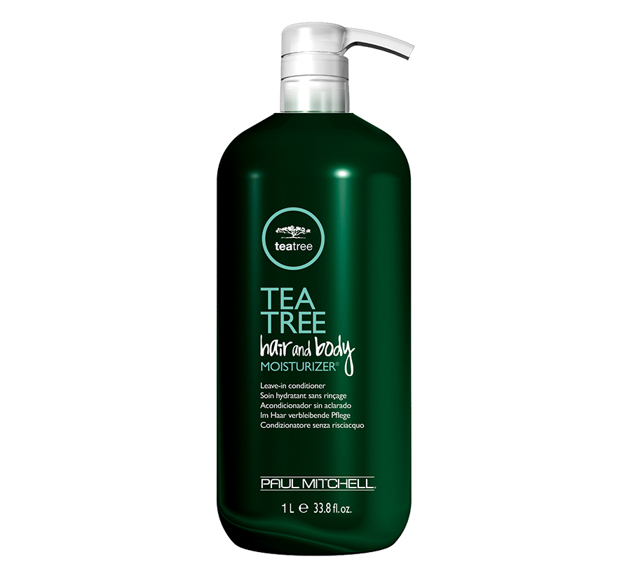 Hair & Body Moisturizer 33.8oz Paul Mitchell Tea Tree