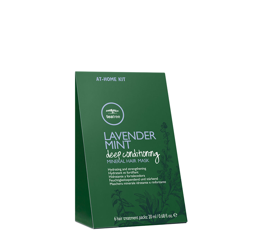 Tea Tree Lavender Mint Conditioning Mask 6Pk PAUL MITCHELL Tea Tree