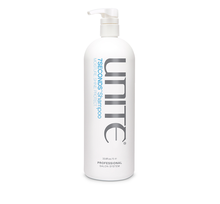 7SECONDS Shampoo 33.8oz Unite