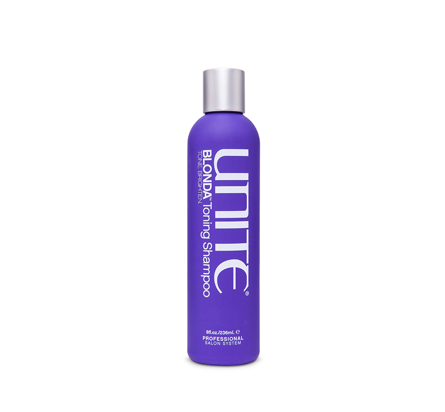 Blonda Toning Shampoo 8oz UNITE