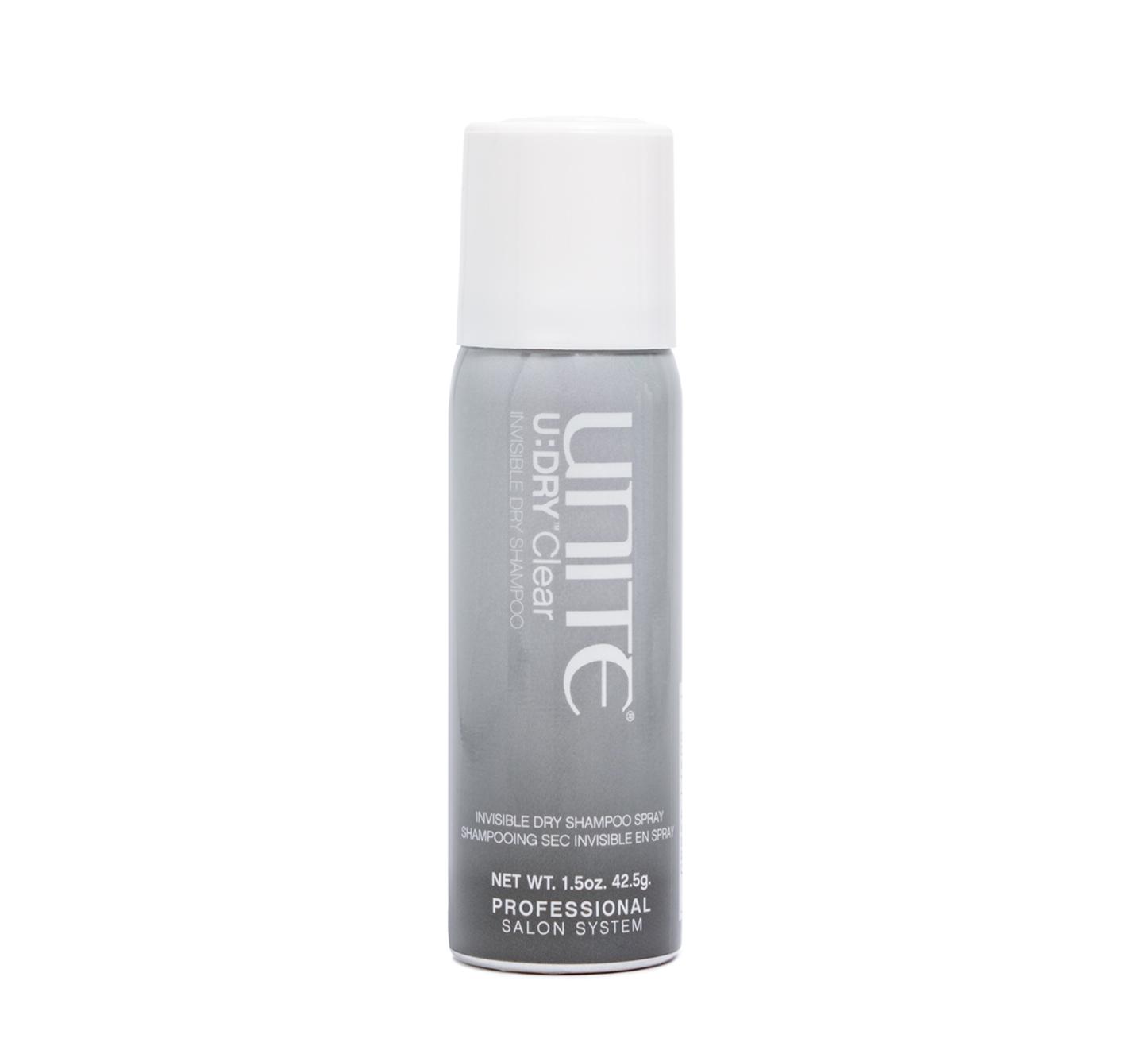 Unite U:DRY Clear Invisible Dry Shampoo 1.5oz