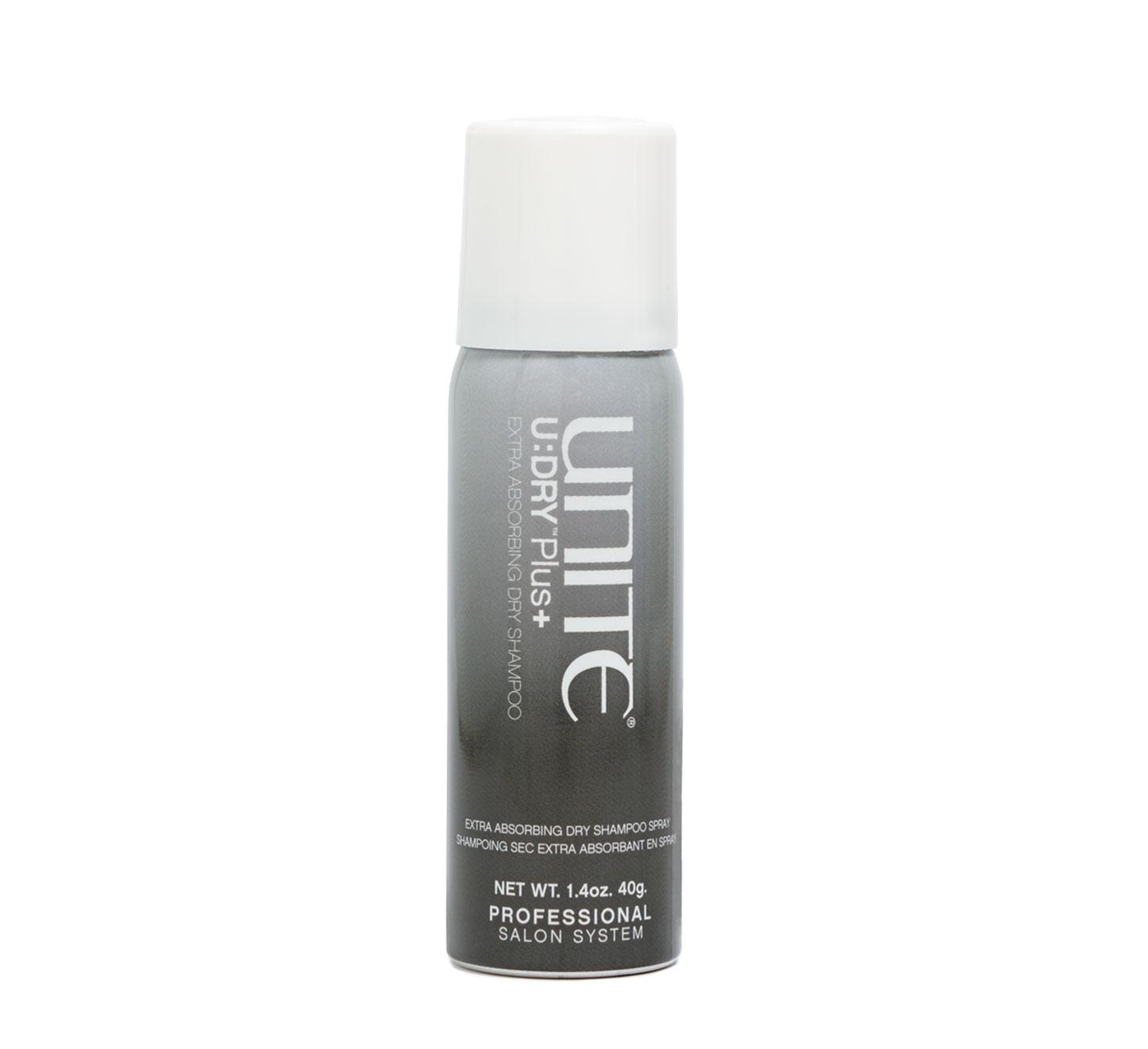 U:DRY Plus+ Fast Absorbing Dry Shampoo 1.4oz Unite