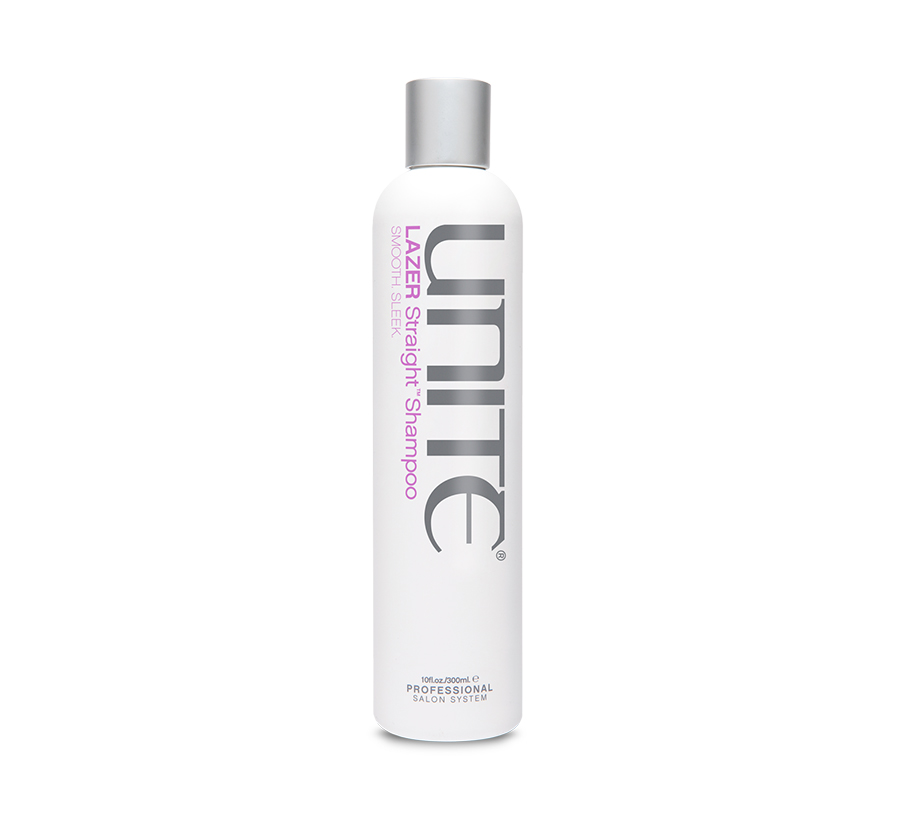 Lazer Straight Shampoo 10oz UNITE