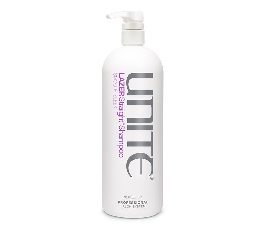 LAZER Straight Shampoo 33.8oz Unite