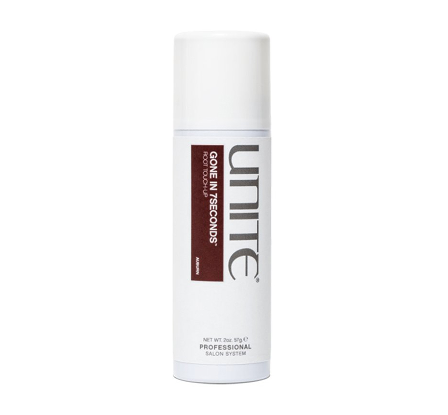 GONE IN 7SECONDS Root Touch Up Spray Auburn 2oz Unite
