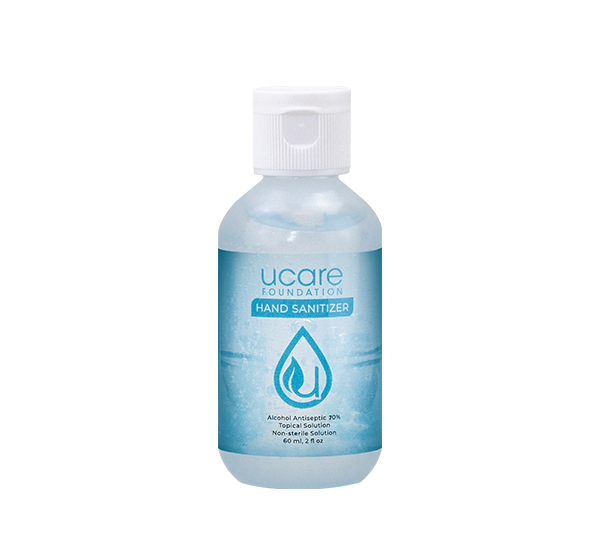 70% Ethyl Alcohol Hand Sanitizer 2oz (20pk) Ucare by Usmooth