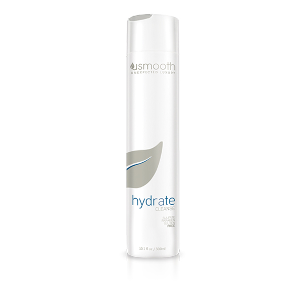 Hydrate Cleanse 10.1oz Usmooth